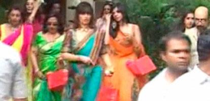 Abhishek And Aishwarya Baby Shower Aishwarya 39 s Baby Shower