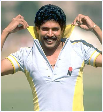 kapil dev cricket players