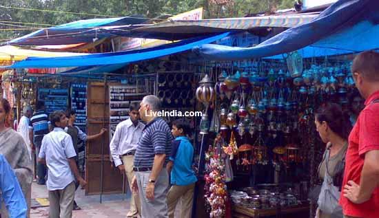 Janpath Connaught Place Delhi