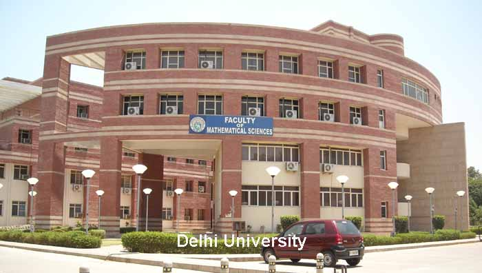 Image result for Delhi University