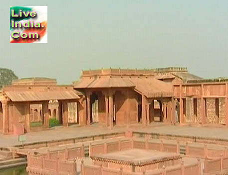 Akbar The Great Palace Palaces in the Harem