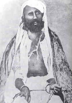 Tantia Tope as a Prisoner