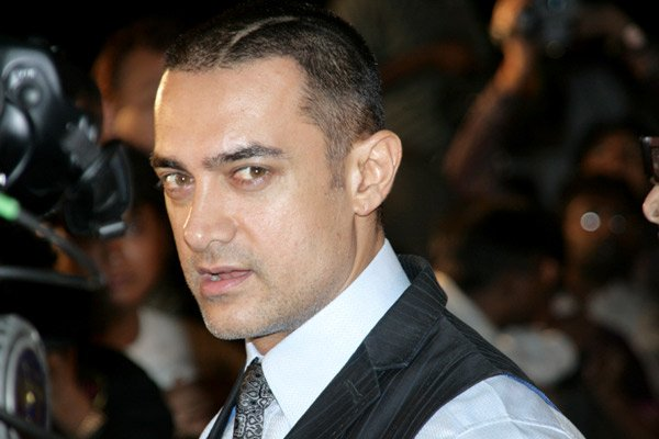 Indian actor Aamir Khan starred in film