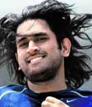 MS Dhoni (Captain) (Wicketkeeper)