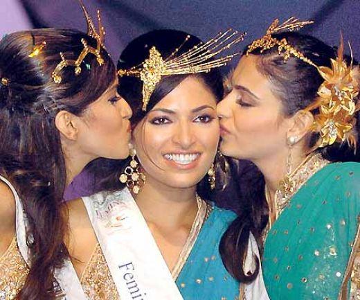 Parvathy Omanakuttan, Miss India World 2008