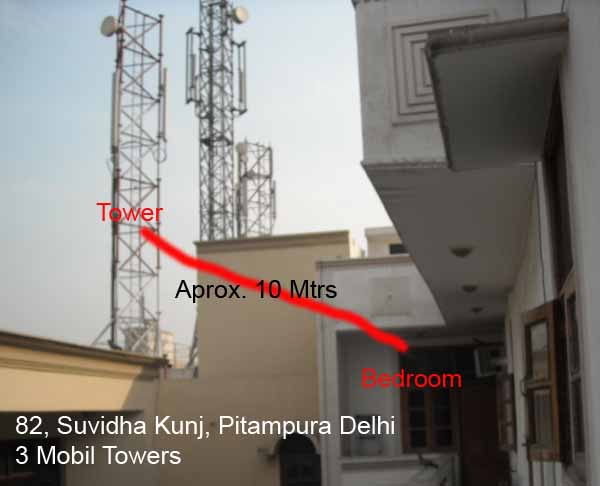Cell Tower Radiation