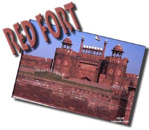 Ppt on red fort.