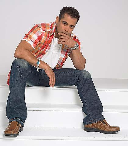 صور للممثل الهندي سلمان خان