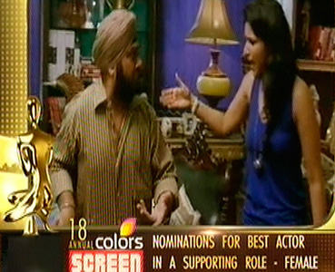 Winners of 18th Annual Colors Screen Awards 2012
