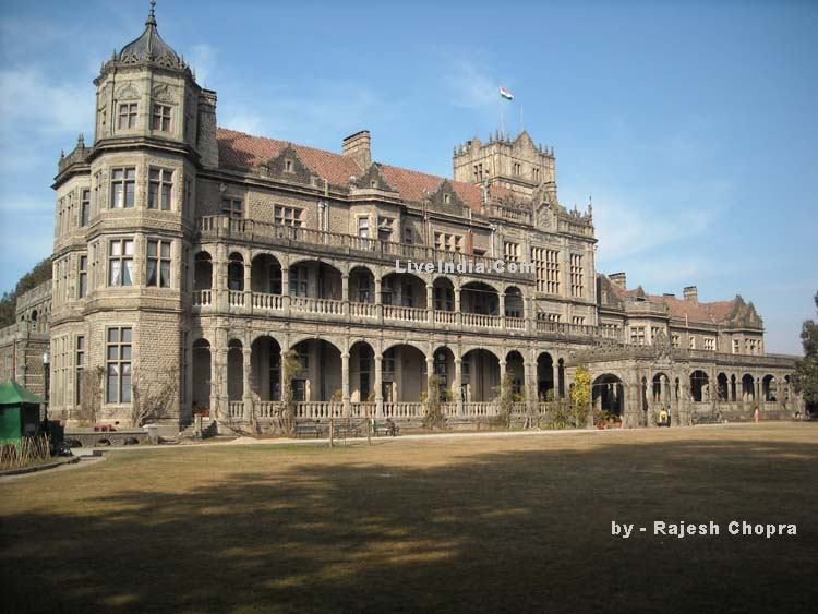 The Indian Institute of Advanced Studies, Shimla