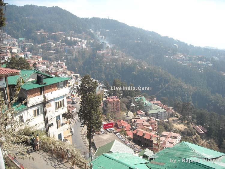 Essay on my favourite hill station shimla