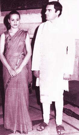 Sonia Gandhi age