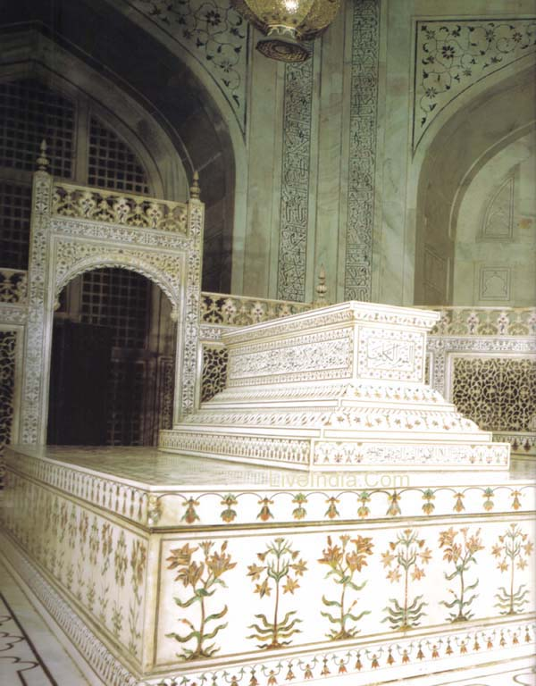 Taj Mahal Gallery Exclusive Tomb Art Work Inside
