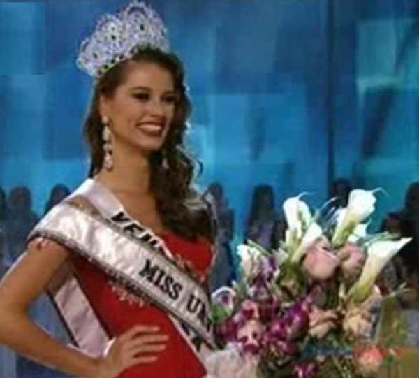 Miss Universe 2009 winner Live Video