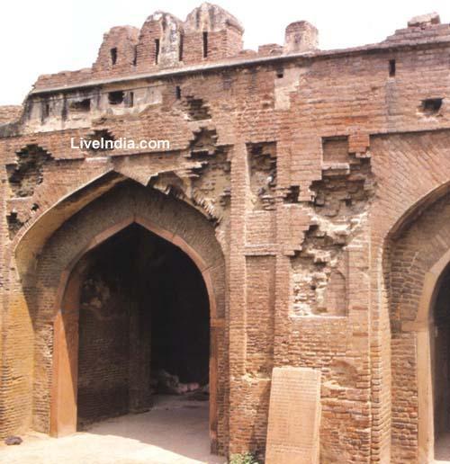 Kashmiri Gate Delhi