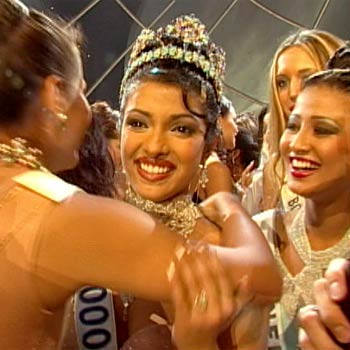 Priyanka Chopra In Miss World 2000 Pageant Gallery
